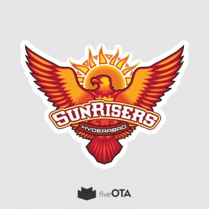 Sunrisers Hyderabad sticker
